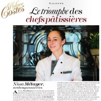 Nina Métayer dans Palace Costes 58