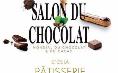 Chocolate Show, Paris, 2nd of November 2019